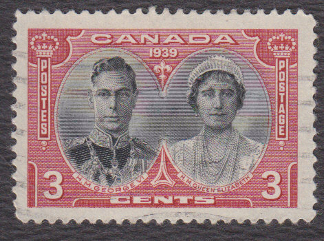 140 CANADA 3 Cent KGV Stamp #230 (Lot #14488) - $3.00 ...