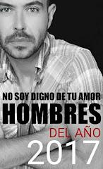 """""""HOMBRES -NO SOY DIGNO DE TU AMOR- 2017 (EDICIÓN V)"""". Photo by Rubén Fernández."""