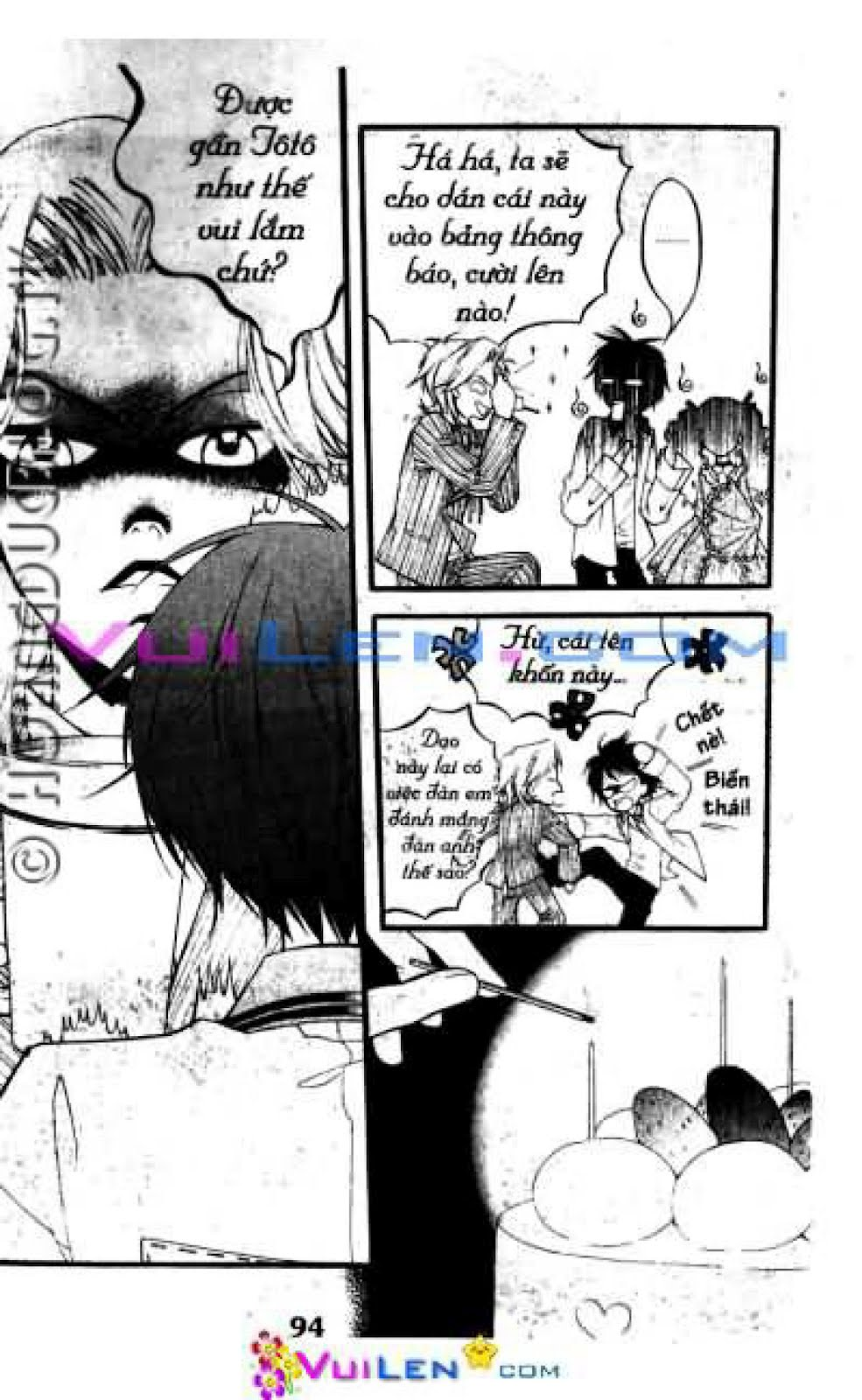 Cô dâu Heo - Pig Bride Chapter 1 - Trang 92