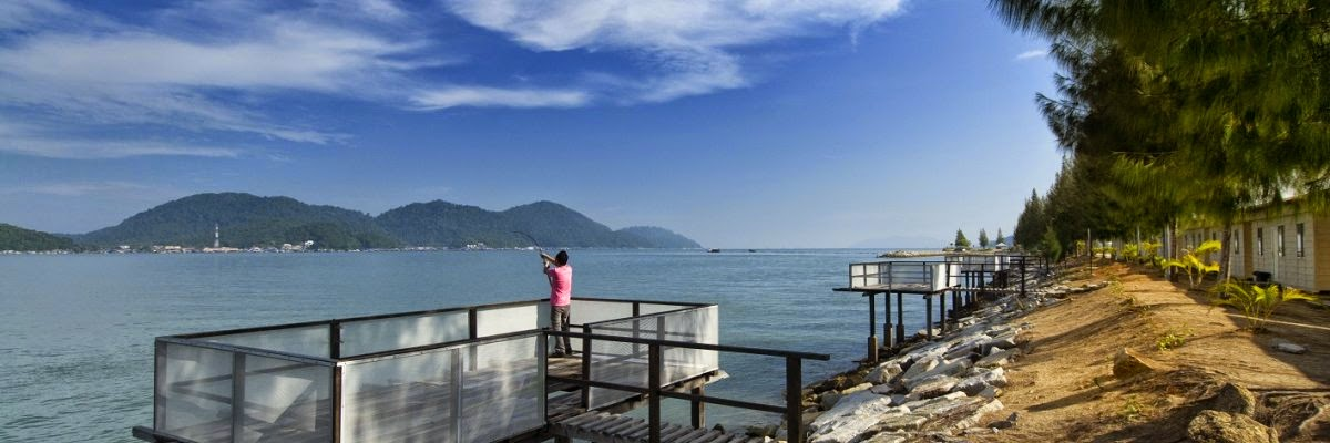 Bbq Round Rock >> LOKASI MEMANCING DI ROCKBUND FISHING CHALET - Projek Travel