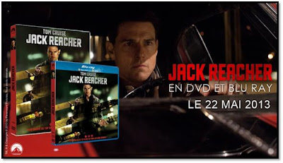 JACK REACHER avec Tom Cruise !