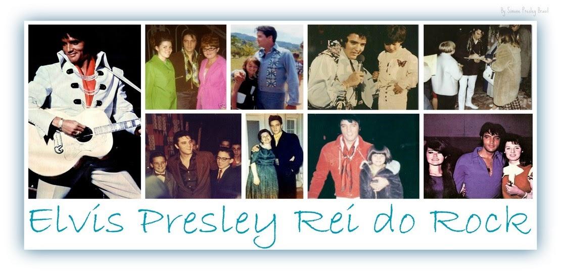Elvis Presley Rei do Rock