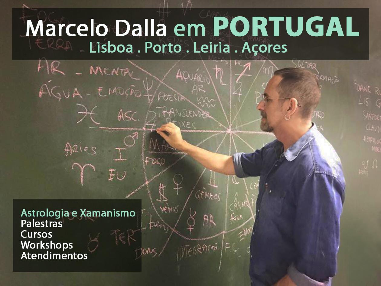 MARCELO DALLA EM PORTUGAL