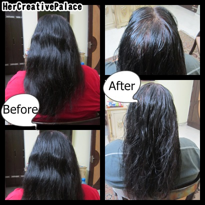 Her Creative Palace Godrej Nupur Coconut Henna Creme Hair Colour