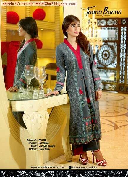 Taana Baana Eid/ Fall collection 2014