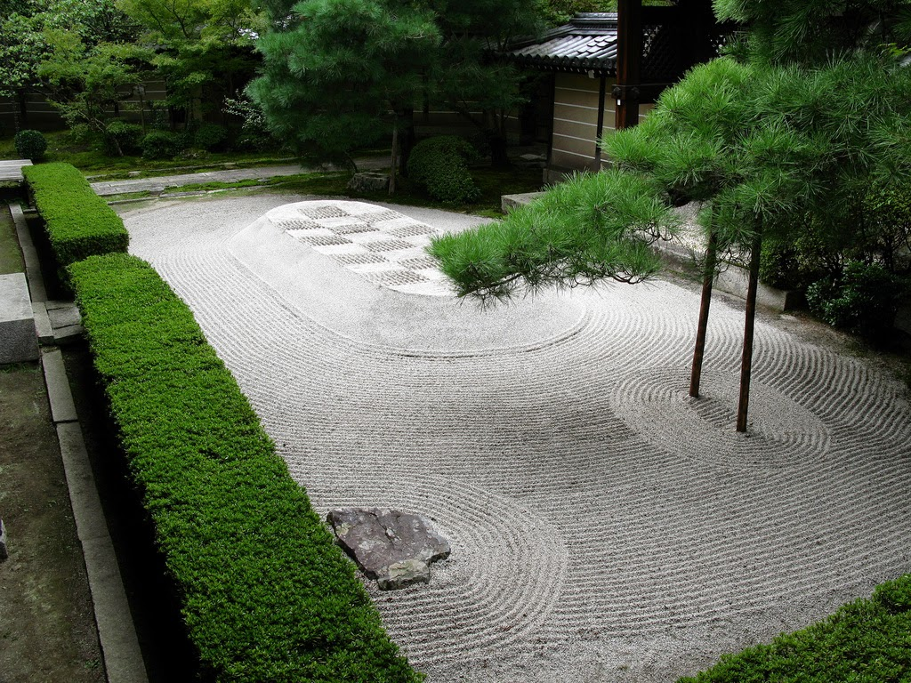 Home and garden 12 16 14 for Small zen garden designs
