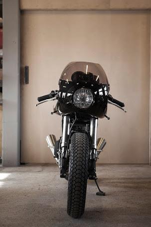 Monkee 74 Inazuma Caf 233 Racer