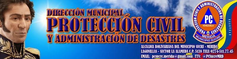 Protección Civil Sucre - Edo. Mérida