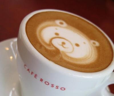 art gallery in a cup of coffee10 Koleksi Gambar Kesenian Corak Air Kopi dalam Gelas