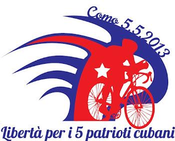 il logo della pedalata del 5 maggio 2013