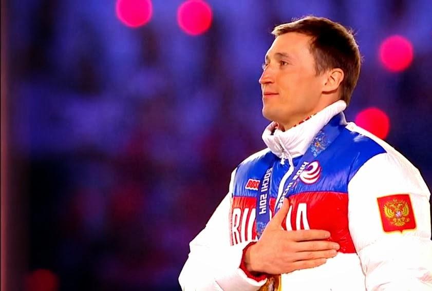 Фантастическая победа России! Автор фото председатель НСНБР А.Г.Огнивцев.