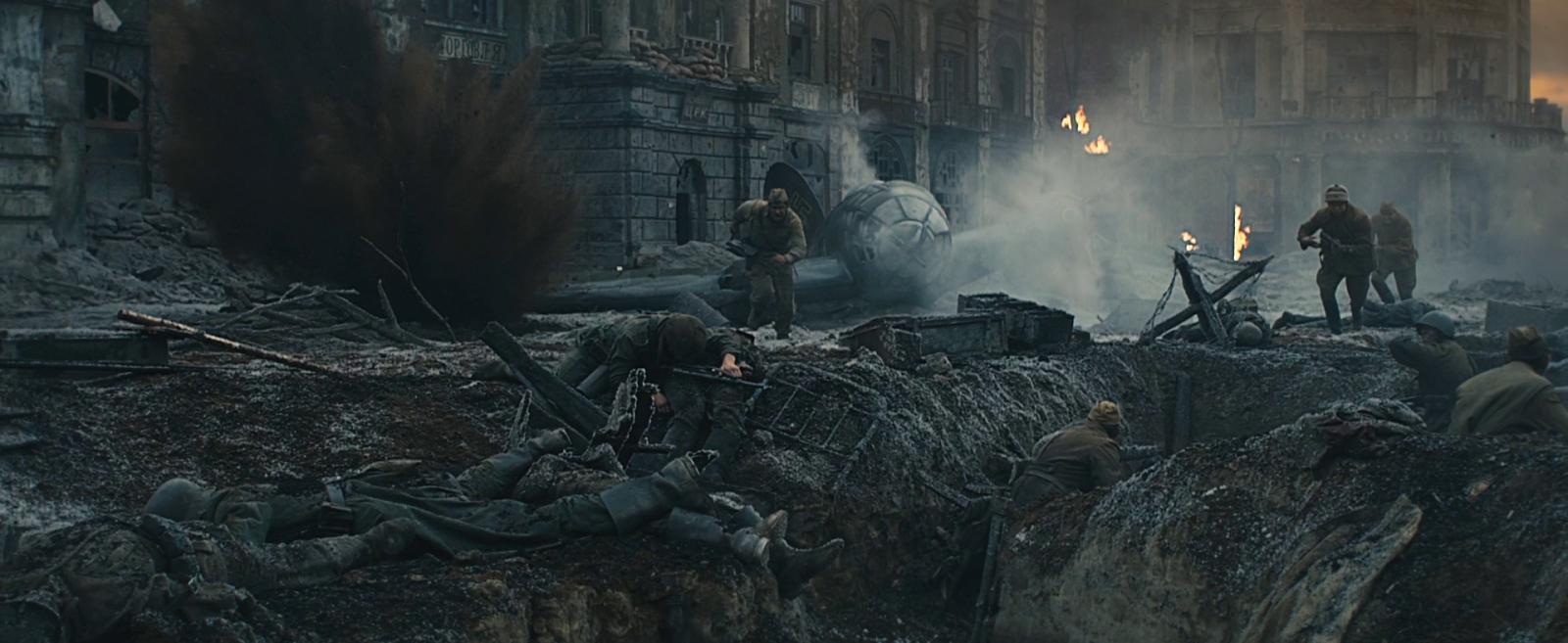 stalingrad Громкая премьера 2013 года, выдвинутая на «оскар» как лучший фильм на иностранном языке, и.