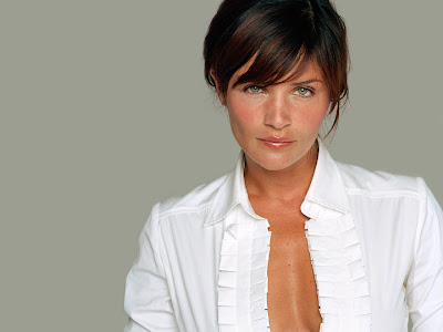 Beauty Queen Helena Christensen Wallpaper