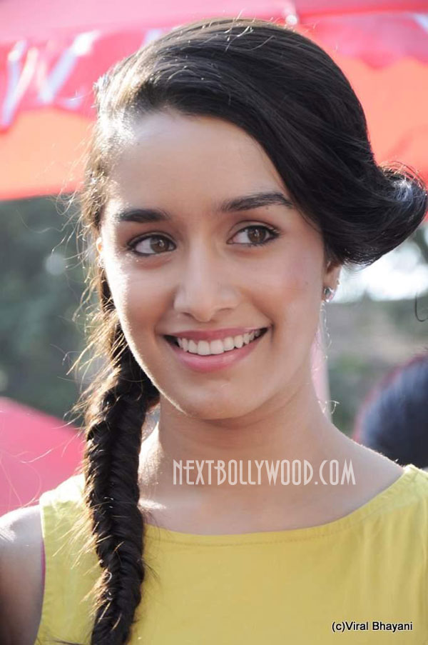 Shraddha Kapoor - Shraddha Kapoor Stills From Elle Cup And IIFA Promotional Event