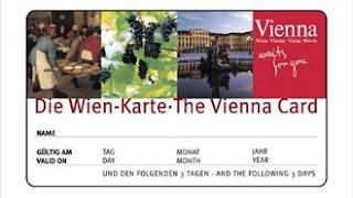 Tarjeta Viena Card