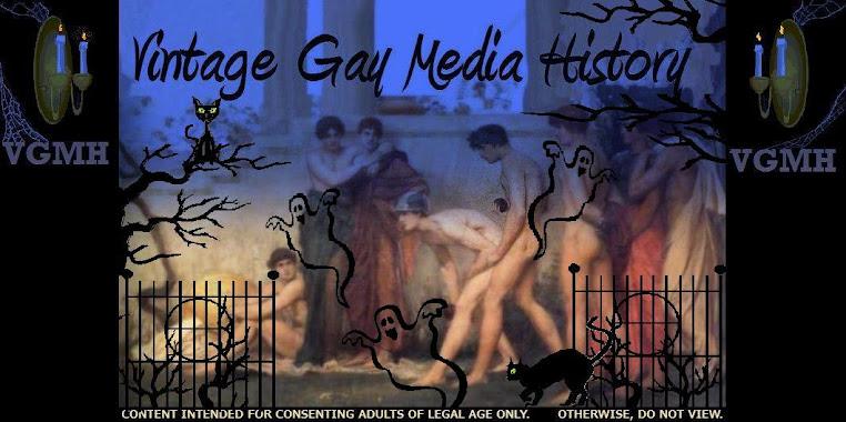 Vintage Gay Media History