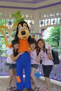 香港姐妹团'Oct 2011