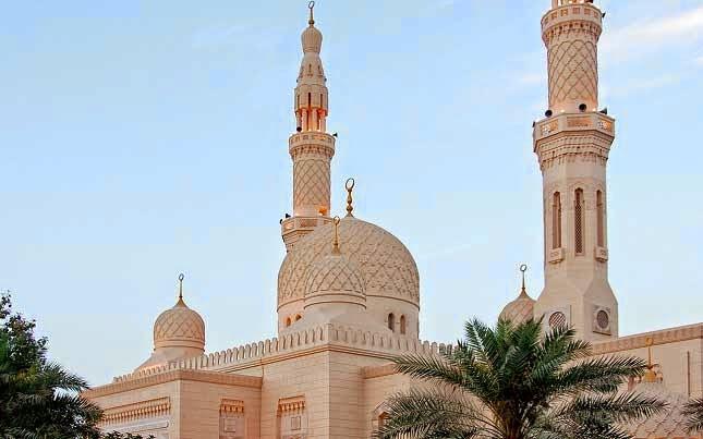 Kubah Masjid Jumeirah