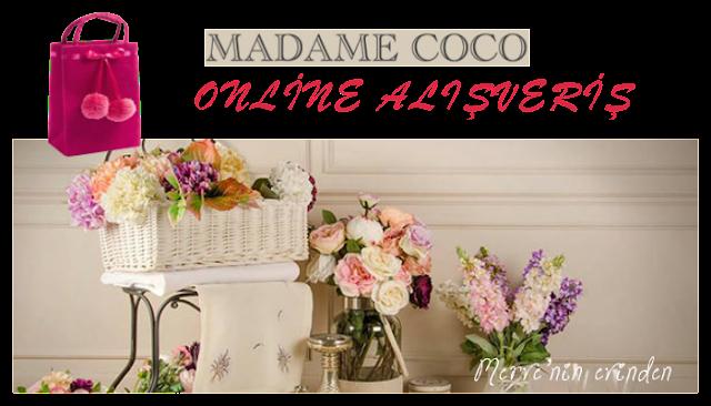 Madame Coco internetten alışveriş