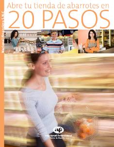 (Guía) Abre tu tienda de abarrotes en 20 pasos