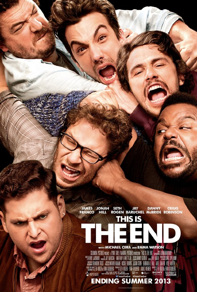 """This Is the End"" La película"