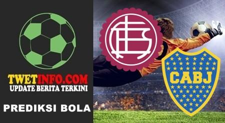 Prediksi Lanus vs Boca Juniors