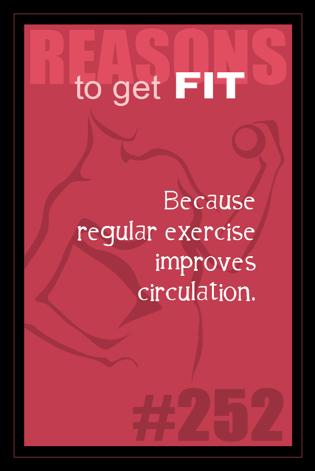 365 Reasons to Get Fit #252