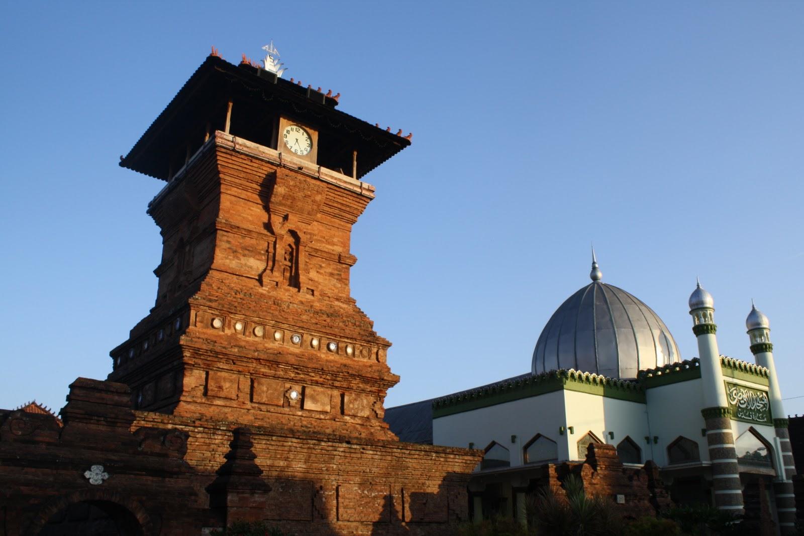 Kudus Indonesia  city pictures gallery : Masjid masjid Aneh dan Unik di Indonesia ~ ₪ Chez Space