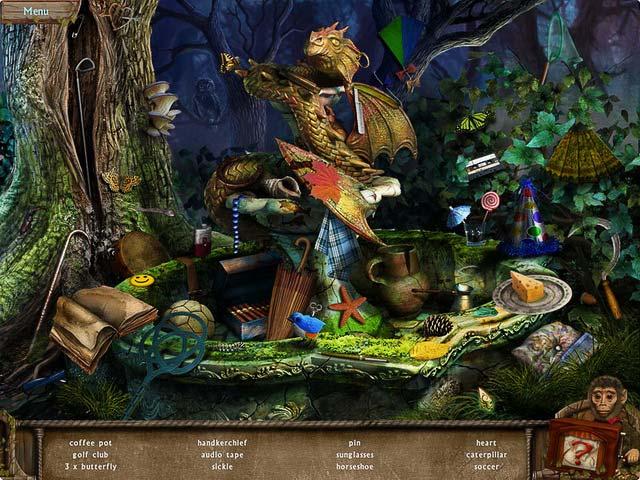 Weird Park: Broken Tune Collector's Edition screenshot 5