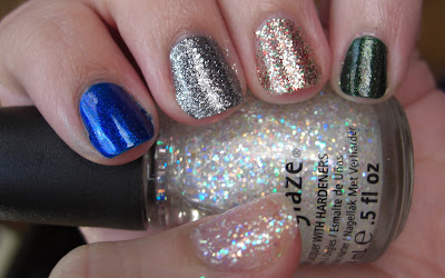 china glaze let it snow