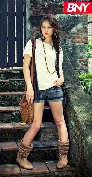 Coleen Garcia for Bunny Jeans
