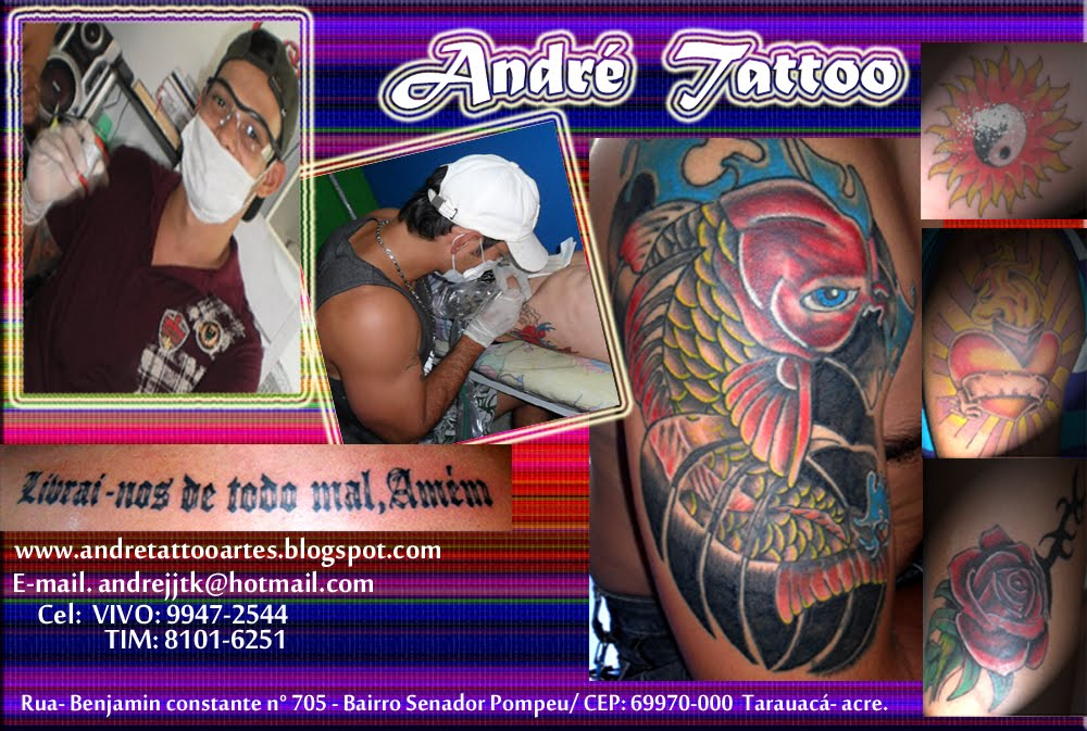 André Tattoo Artes