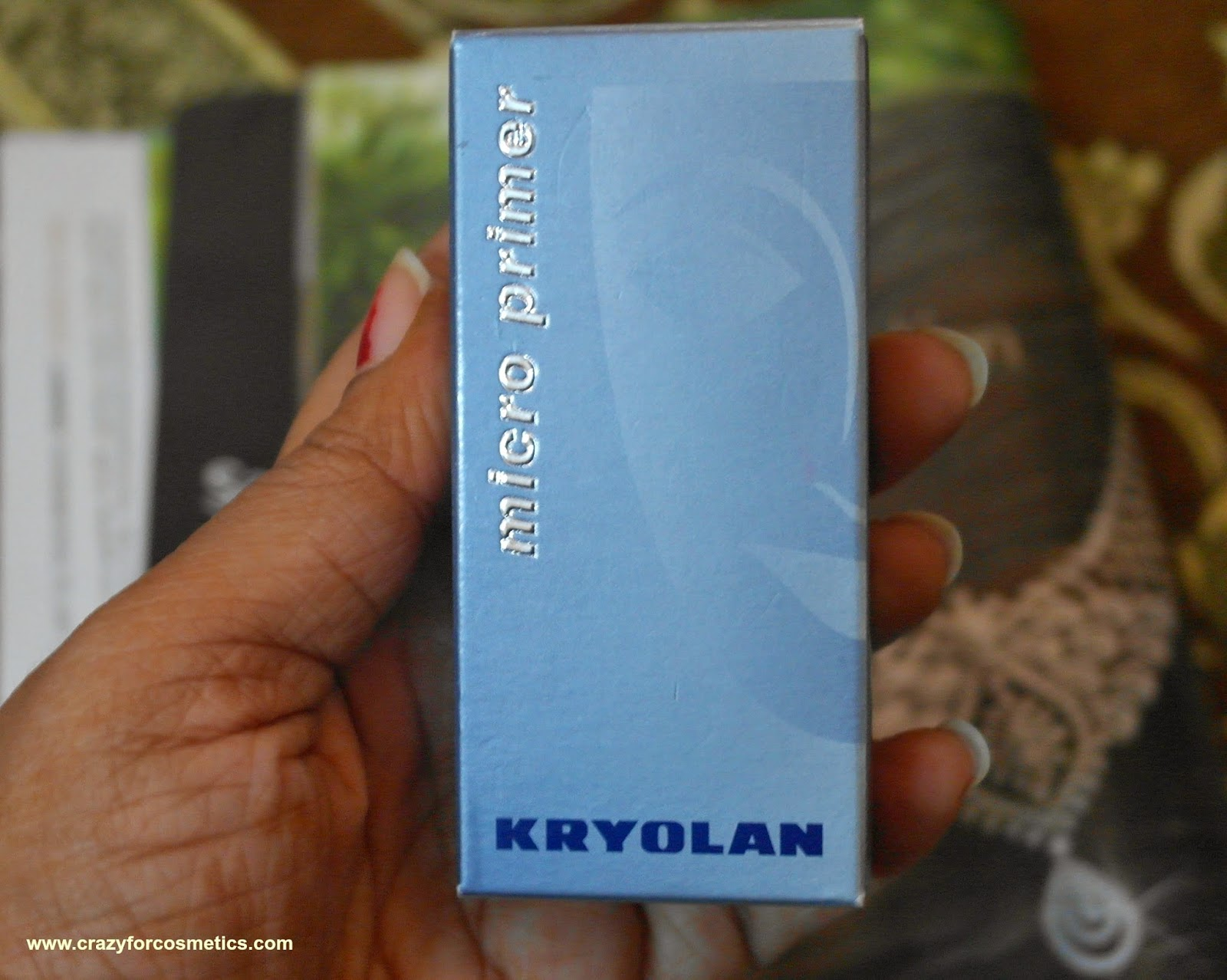 Kryolan Germnay professional makeup products