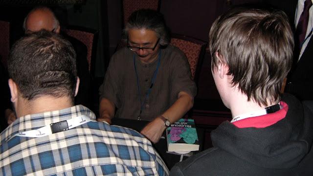 """G. Campanella en el 25 aniversario de la saga """"Final Fantasy"""""""
