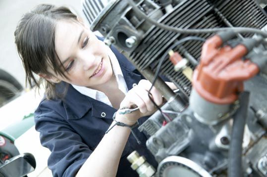 Automotive Design How To Become A Car Mechanic In The Uk