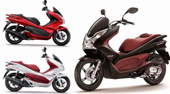 New Honda PCX 150 2014