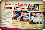 Haila Craft @ Berita Harian Jun 2012