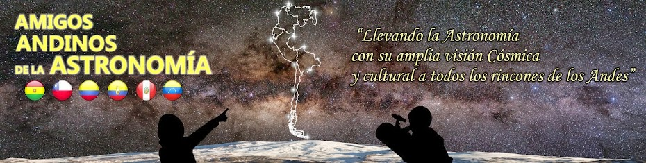 Amigos Andinos de la Astronomía