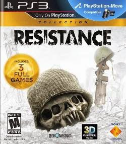 Resistance Collection – PS3