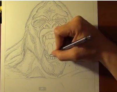 Bigfoot Time Lapse Video