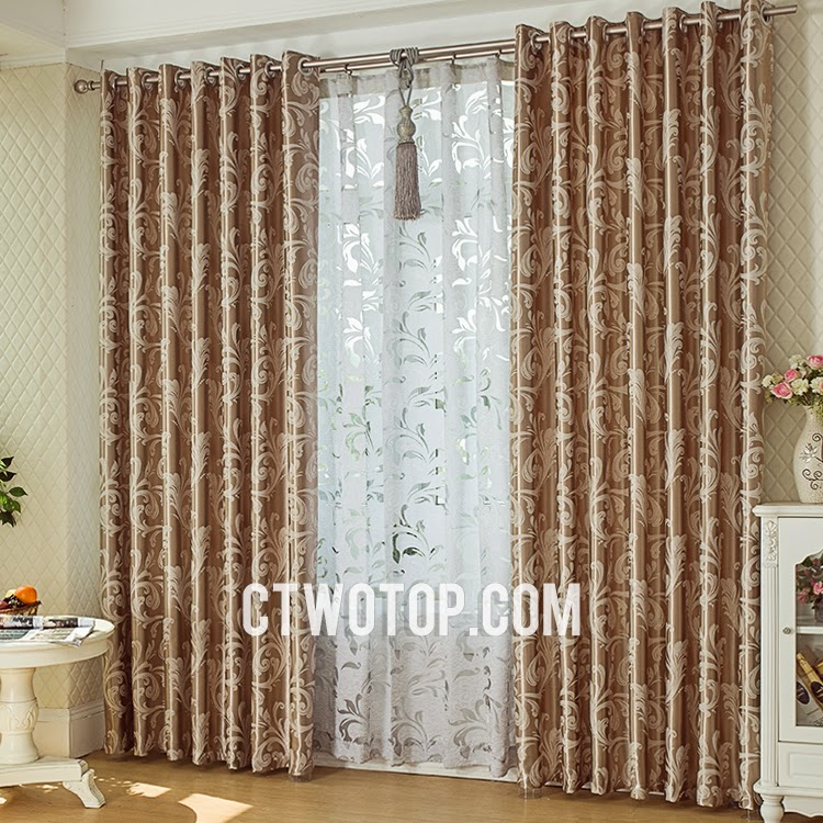Waffle Shower Curtain Extra Long Faux Silk Sheer Curtains