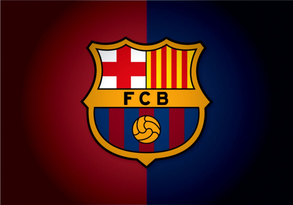 S Logo Wallpaper Free Download Barcelona Fc Logo Desk...