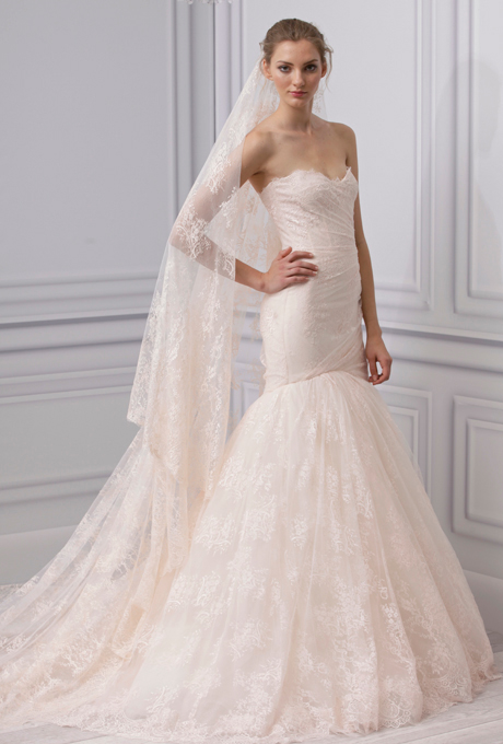 Images Of Pink Wedding Dresses : My wedding dress pink dresses from spring
