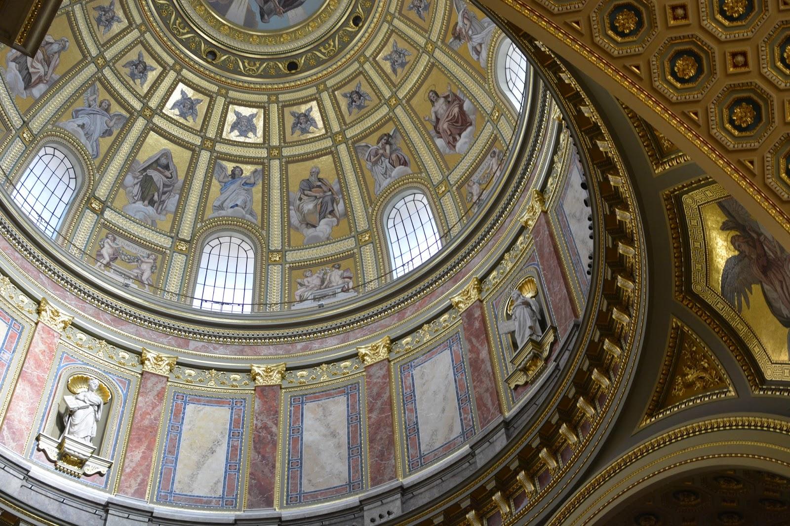 St Stephen's Basilica Budapest Hungary