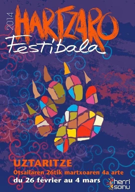 Ustaritz festival Hartzaro.2014 carnaval 2014