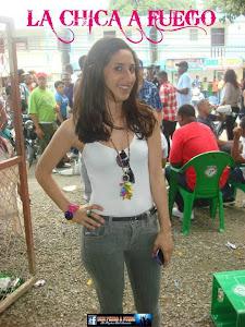 Chica Don Pedro a Fuego de la Semana