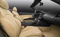 2011 Audi R8 Spyder Cabin Car