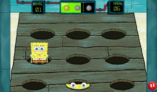 Screenshots of the Spongebob Squarepants: Bikini Bottom bop  for Android tablet, phone.