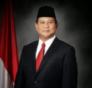 Prabowo Subianto Capres RI Ke 7