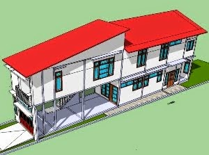 Galeri Desain Rumah & Bangunan (klik gambar)